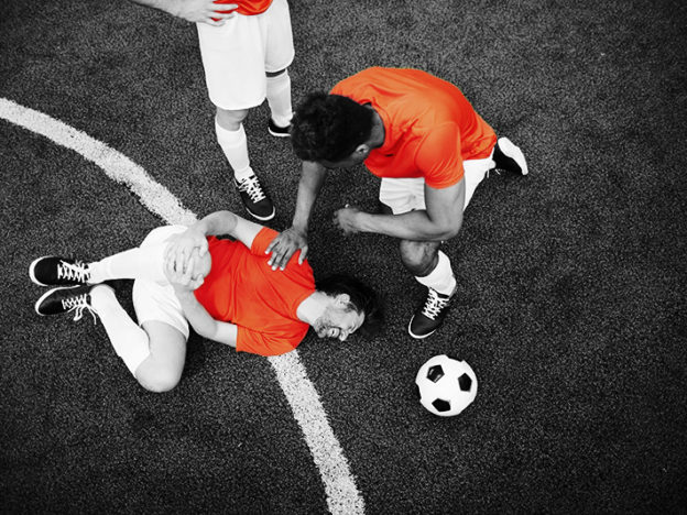 Certificate in Soccer Injury, Prevention & Return to Play course image