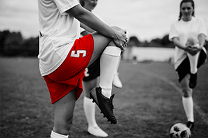 soccer injury reduction courses stretching