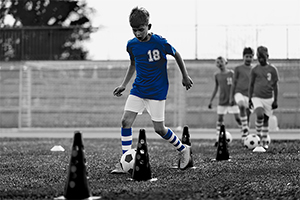 soccer courses in fitness training