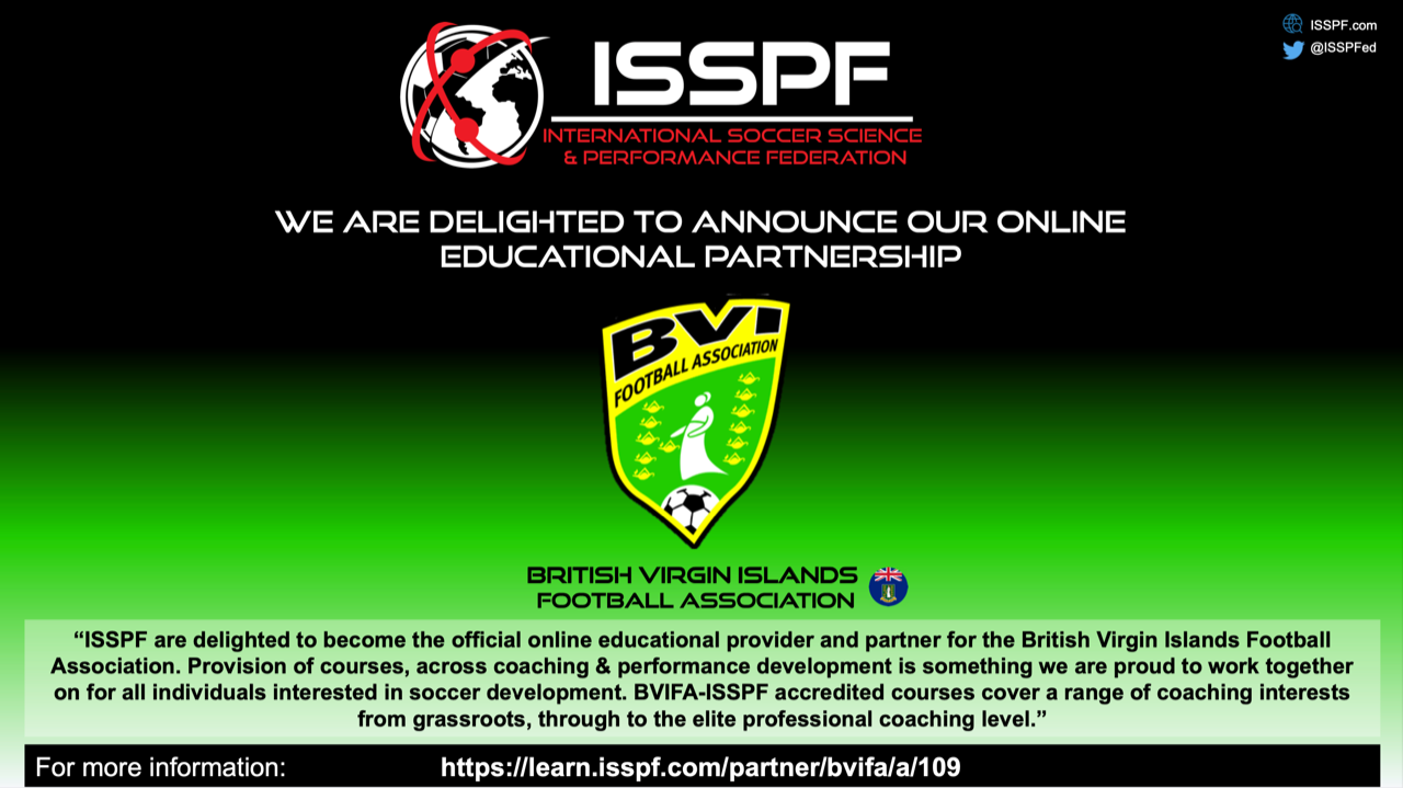 British Virgin Islands Football Federation & ISSPF