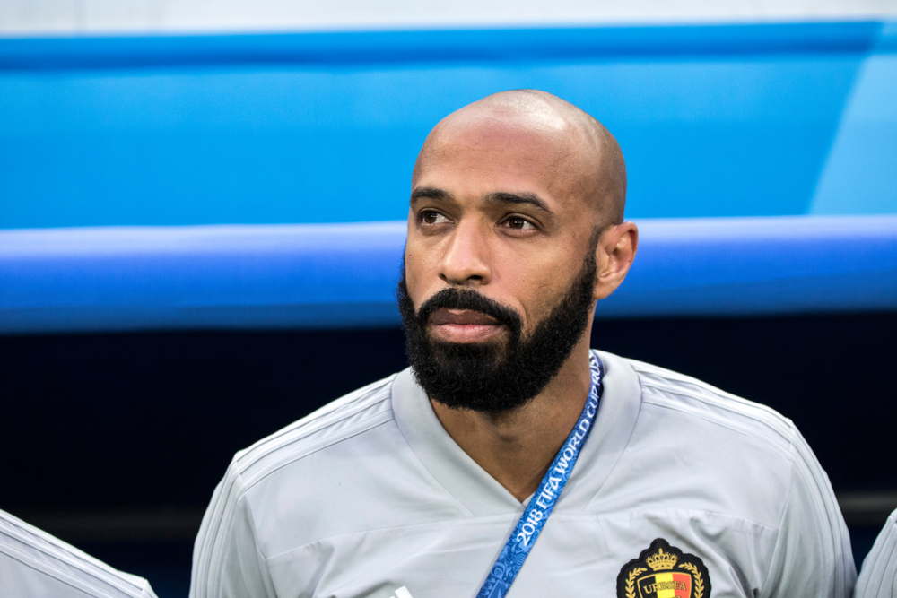 tactical analysis Thierry Henry
