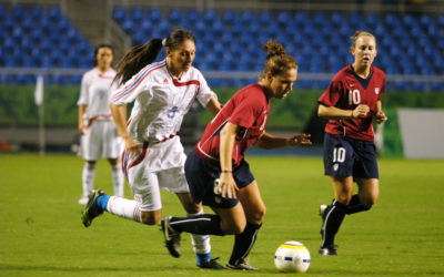 Recovery Strategies in Soccer